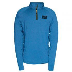 Caterpillar Mens Contour 14 Zip Sweatshirt