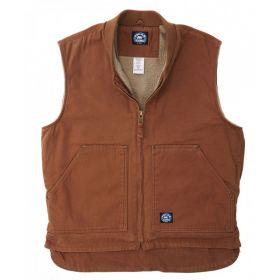 Premium Duck Vest Berber Lined 3528