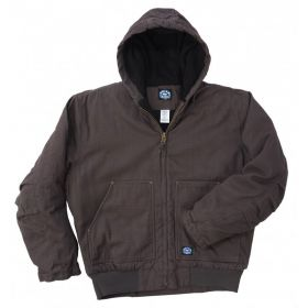 37604 Insulated Hooded Fleece Lined Jacket