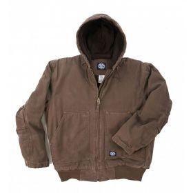 37627 Insulated Hooded Fleece Lined Jacket