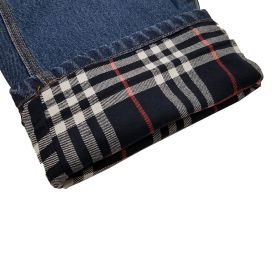 Five Brother Relaxed Fit Flannel Lined Jean 440445
