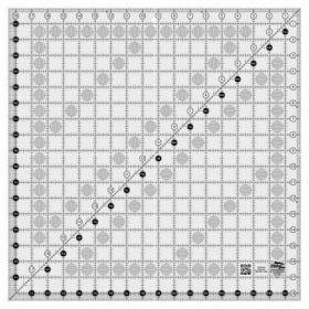 Creative Grids 18  Square Ruler CGR1818