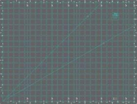 Creative Grids Cutting Mat 18in x 24in CGRMAT1824