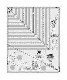 Creative Grids Kitty Cornered Ruler CGRDH5