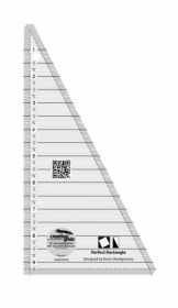 """Creative Grids® Perfect Rectangle Ruler 9 ½"""" Quilt Ruler, CGRTMT3"""