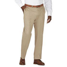 Haggar Big  Tall Classic Fit 41714957522-61X Khaki