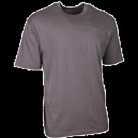 Key Blended Pocket T-Shirt 82204 Graphite