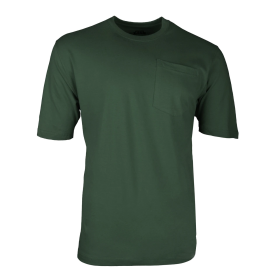 Key Heavyweight Pocket T-Shirt 82036 Forest Green