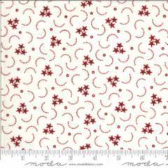 Moda American Gathering 49128 11 Cream Red