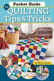 Pocket Guide to Quilting Tips  Tricks L539B