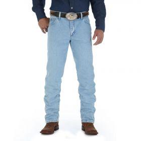 Premium Performance Cowboy Cut  Regular Fit Jean 47MWZGH Bleach Wash