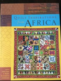 Quilt Inspirations of Africa BK-QIA