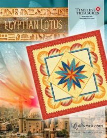 Quiltworx Egyptian Lotus JNQ00269P3