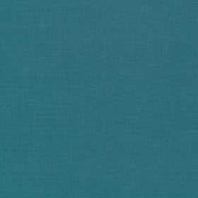 Robert Kaufman Kona Solids K001-1373 Teal Blue