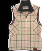 Stormy Kromer Ida Outfitter Vest 52570-039 Vanilla Rose