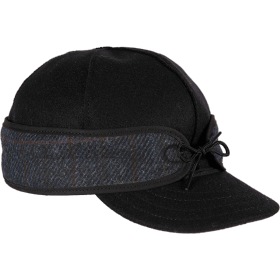 Stormy Kromer Original Cap with Harris Tweed 50140-31B Suffolk