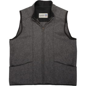 Stormy Kromer Outfitter Vest 52650-901 Charcoal