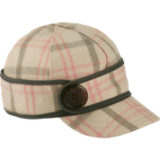 Stormy Kromer The Button Up Cap 50390-039 Vanilla Rose