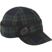 Stormy Kromer The Button Up Cap 50390-69A Eclipse
