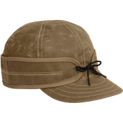 Stormy Kromer Waxed Cotton Cap 50420-75S Sand
