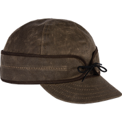 Stormy Kromer Waxed Cotton Cap 50420-80Z Dark Oak