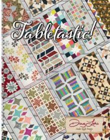 Tabletastic Quilt Book AQD0415
