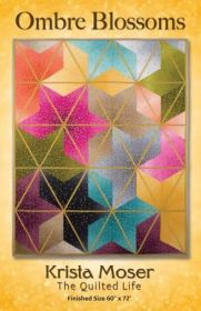 The Quilted Life Ombre Blossoms Fabric Kit