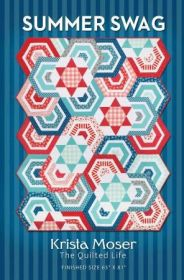 The Quilted Life Summer Swag Fabric Kit