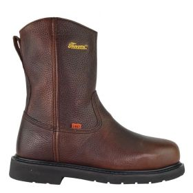 Thorogood 8 Wellington Metguard Steel Toe 804-4132 Brown
