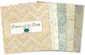 Wilmington Prints Pre-Cuts Cream Of The Crop 5 Squares 506-69-506