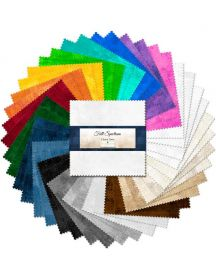 Wilmington Prints Pre-Cuts Full Spectrum 5 Squares 507-45-507