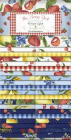 Wilmington Prints Pre-Cuts The Berry Best 2 12 Strips 840-650-840