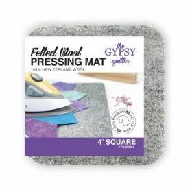 Wool Pressing Mat 4in x 4in x 12in Thick TGQWM4