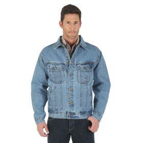 Rugged Wear Denim Jacket
