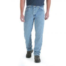 Wrangler Relaxed Fit Jean Vintage Indigo XL 35001VI-X