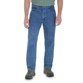 Wrangler Relaxed Fit Jean XL 35005SW-X Stone Wash