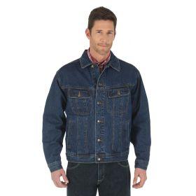 Wrangler Rugged Wear Denim Jacket Tall Antique Indigo RJK30AN