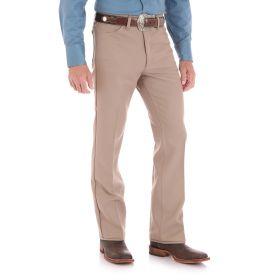 Wrangler Wrancher Dress Jean 082TN Tan
